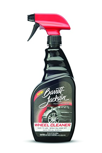 Barrett Jackson Wheel Cleaner Aluminum Polishing