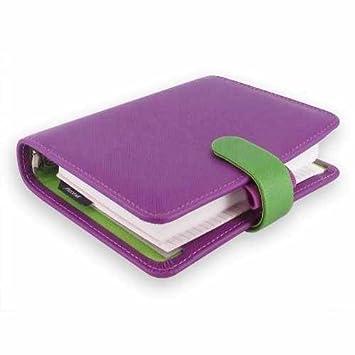 Filofax Pocket Springboard - Agenda de anillas, color morado ...