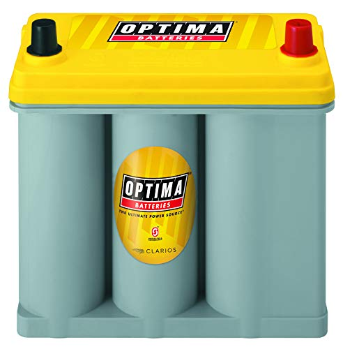 Optima Batteries 8073-167 D51R YellowTop Dual Purpose Battery