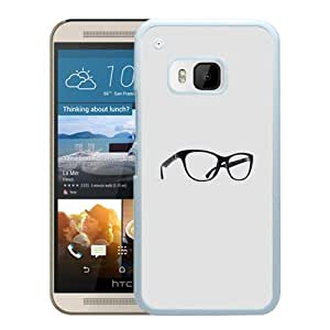 New Custom Designed Cover Case For HTC ONE M9 With Ak Mykita Glass Black Art Shop (2) Phone Case