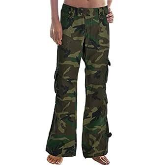 Bajo De Molecule 100AlgodonSenoritas Militar 45062 Pantalones Para Mujeres Tiro Himalaya Estilo Combate fgb6Y7yv