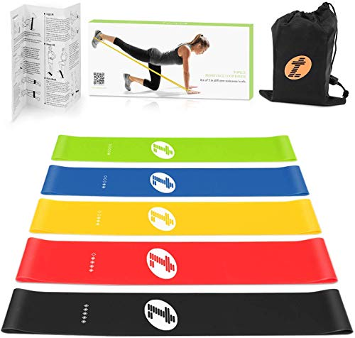 Etoplus Resistance Bands Stretching Instruction product image