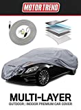 Motor Trend M5-CC-4 Pro Series XL Car Cover (7 Defender Waterproof for...