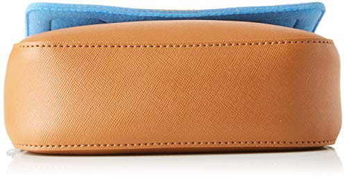 cognac Armani Marrón Y Bag Exchange Colorful De Crossbody Shoppers Hombro Mujer Bolsos q4Swaq