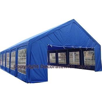 Amazon Tent Huge 20 X 40 Party Shelter Canopy Pavillion