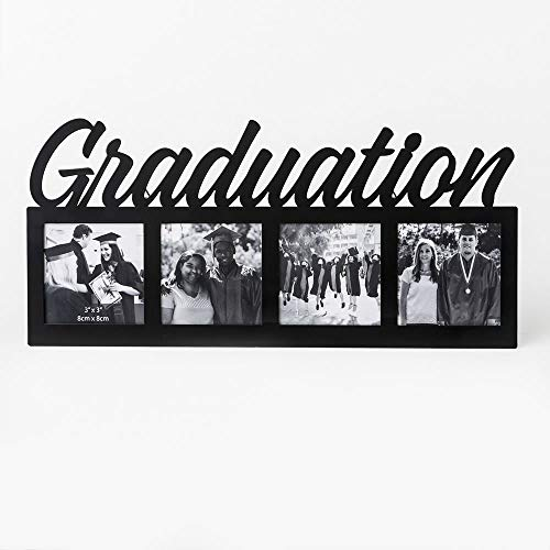 Fashioncraft Large Letters Graduation Frame - 4 Openings]()