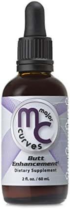 Major Curves Butt Enhancement and Enlargement Drops (1 Bottle)