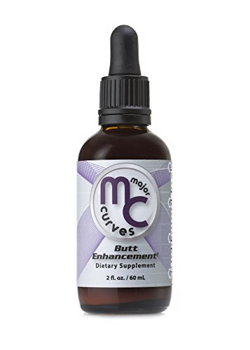 Major Curves Butt Enhancement | Enlargement Drops (1 Bottle)