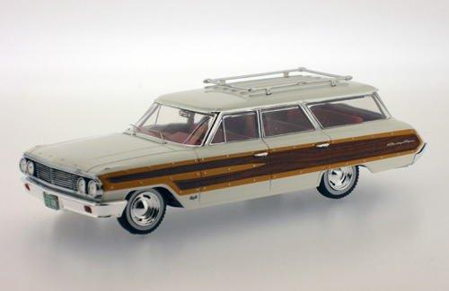 1/43 フォード カントリー スクワイア 1964 クリーム PRD203