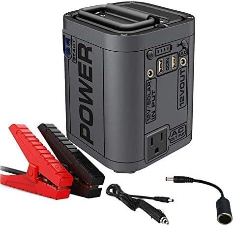 ポータブルソーラージェネレーター/電源コネクターエネルギー貯蔵発電所26800mAh、3種類の電源モード(AC / 12V DC/USB)