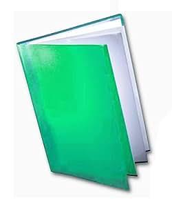 Dekko - Carpeta de fundas (tamaño A2), color verde