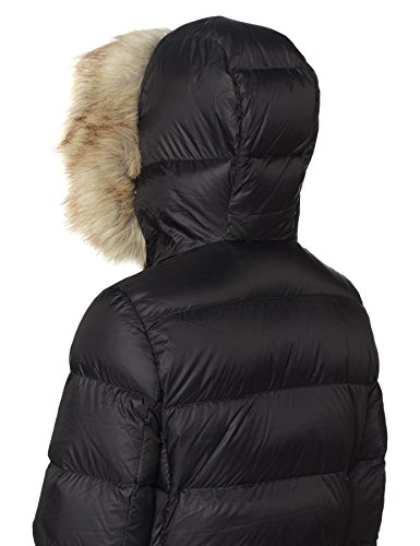 Down RAW G HDD 990 Chaqueta para Black Negro STAR Jkt Fur Whistler Mujer TxZCIxq