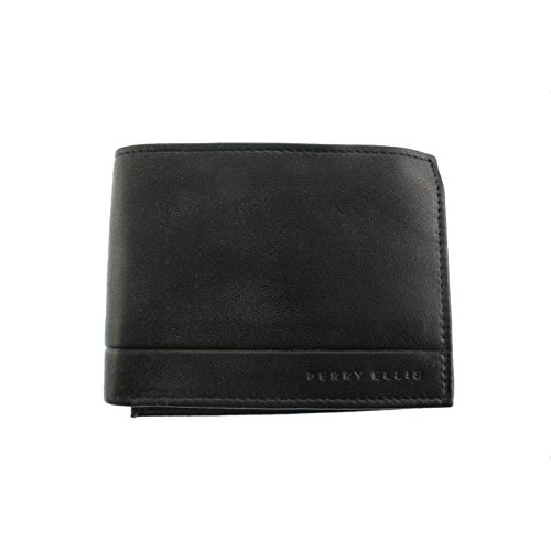 Perry Ellis Portfolio Passcase Leather