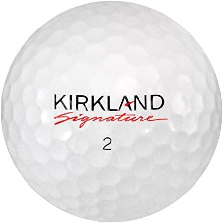 Kirkland Signature 12 Value AAA Grade – Recycled Used Golf Balls