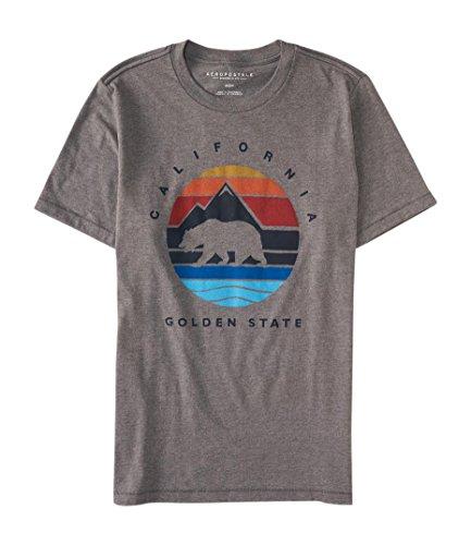 Aeropostale California Mountain Graphic Shirt