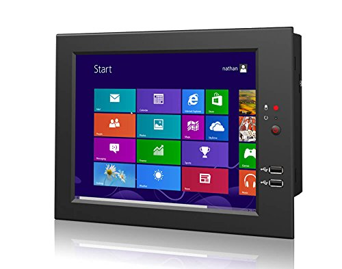 LILLIPUT PC-1041/C/T 10.4'' AIO Industrial Computer WITH 800X600 NATIVE RESOLUTION 5 WIRE TOUCH SCREEN PANEL BY LILLIPUT OFFICIAL SELLER :VIVITEQ by Lilliput
