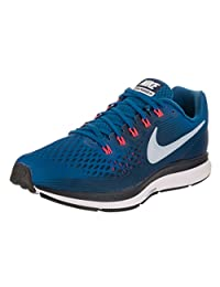 Nike Men's Air Zoom Pegasus 34 Blue Jay/Lt Armory Blue Running Shoe 10.5 Men US