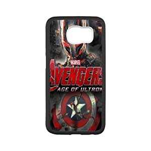 Samsung Galaxy S6 Phone Case White Avengers Age Of Ultron DTW8045069