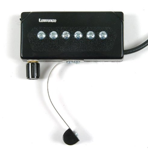 Bill Lawrence A-345C Acoustic Guitar Pickup
