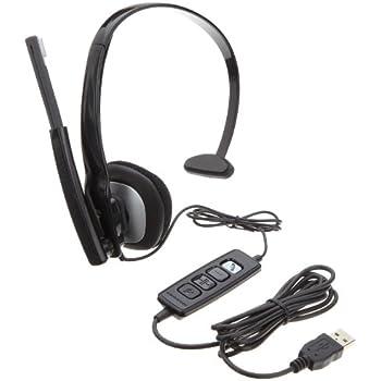 Plantronics Blackwire C210-M Monaural Headset for Microsoft (80298-02)