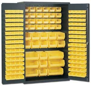Good Extra Wide All Bin Storage Cabinet H7843 Size