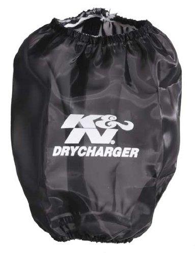 K&N KA-4508DK Black Drycharger Filter Wrap - For Your K&N KA-4508 Filter K&N Engineering