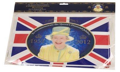 Queens Diamond Jubilee Commemorative Bunting