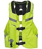 Hit Air MLV-YC Light Weight Airbag Vest High Visibility (XL-3XL)