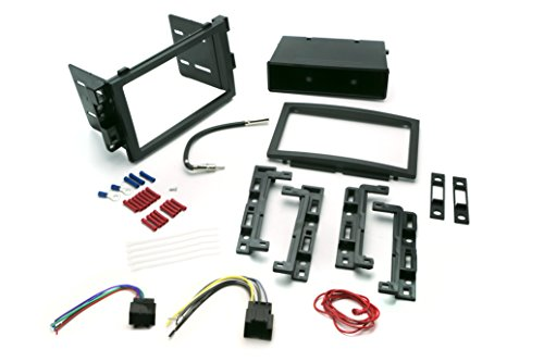 Install Centric ICGM10BN GM 2005-16 LAN Complete Installation Solution for Car ()