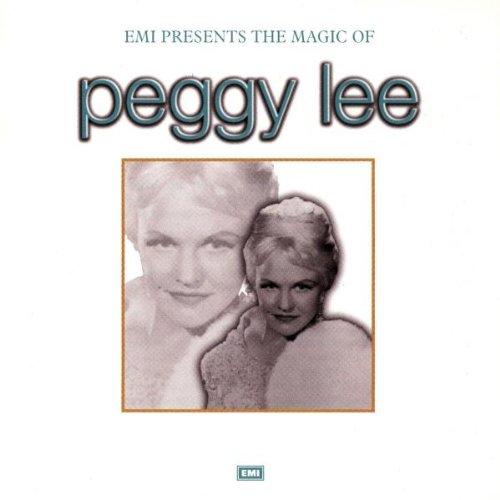 CD : PEGGY LEE - Magic Of (CD)