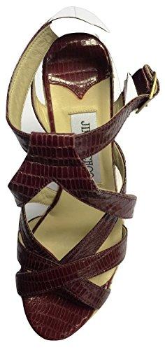 Jimmy Choo PARADOX, Damen Sandalen Rot rot 35.5 (3.5 UK)