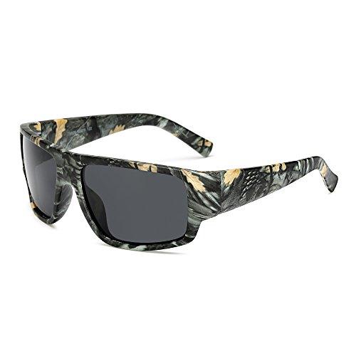 por C1 sol el C3 Sunglasses camuflaje polarizadas sol de hombre KP1028 TL de deporte Gafas KP1028 Gafas g8RRa
