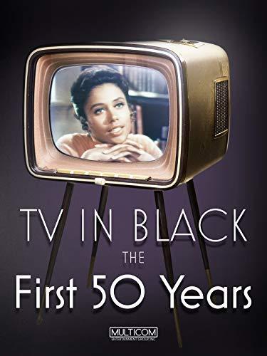 TV in Black: The First Fifty - Memorabilia Black