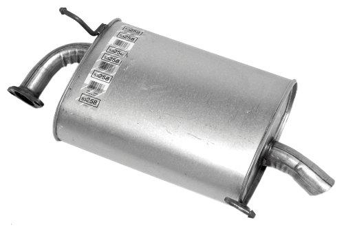 Walker 53258 Quiet-Flow Stainless Steel Muffler ()