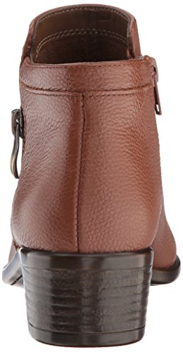 Boot Aerosoles Tan Dark Mythology Women's Leather ErYrq1Tw