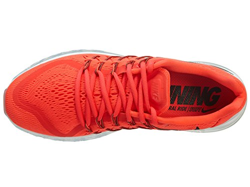 Nike Womens Court Majestic Bianco / bianco / argento metallizzato 9.5 B - Media