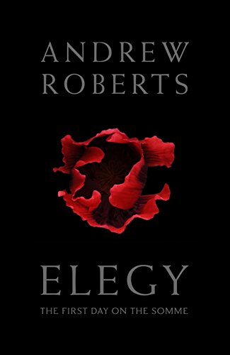 Elegy: The First Day on the Somme pdf