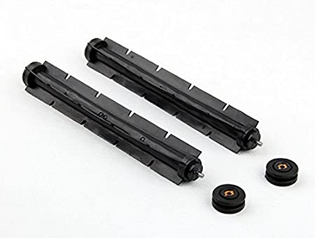 XR210 Cepillo de goma con funda de goma 2 piezas de robot aspirador accesorios: Amazon.es: Hogar