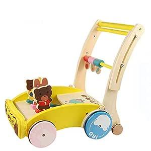 Huanlei-toy Caminante Prevención de vuelco Plegable Paso ayudante ...