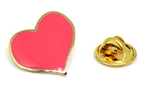 Midnight Dragonfly Costume (Valentine's day Heart Lapel Pin Internet Meme Emoji Antique (Pink))