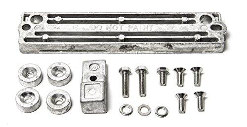 Sierra 18-6161A, Anode Kit, Aluminum, Suzuki 90 to 140 hp