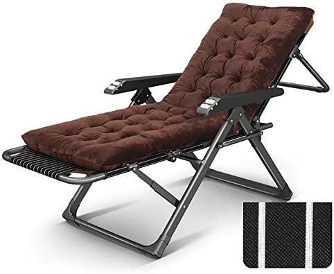 Amazon.com: Silla reclinable Erru ajustable para patio o ...