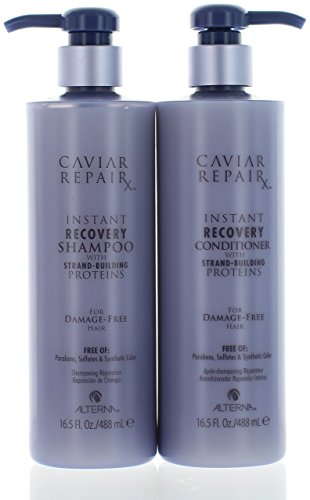 r Instant Recovery Shampoo & Conditioner Duo (16.5 oz each) (Recovery Duo)