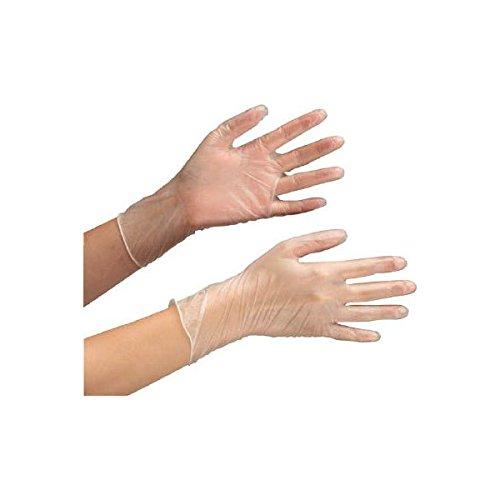 かける引き付ける可能性ミドリ安全/ミドリ安全 塩化ビニール製 使い捨て手袋 粉付 100枚入 SS(3889394) VERTE-853-SS [その他]