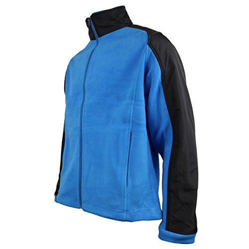 Travail Pour bouloches blue Anti Polaire Chaud Chill Veste Homme Delta Zippé Fz Manteau D'hiver fFxq6