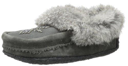Manitobah Mukluks Damessok Voor Dames Moccasin Slipper