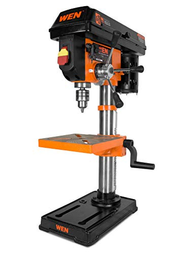 WEN 4210 Drill Press with Laser, 10-Inch ()