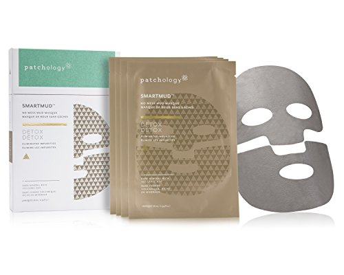 Patchology Smartmud No Mess Mud Detox Masque