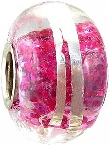 Serenity Crystals, Inc. Charm Bead for Pandora/Troll Style Bracelet (Z112)