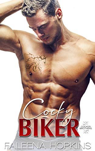 Cocky Biker: Jett Cocker (Cocker Brothers Book 2) for sale  Delivered anywhere in USA